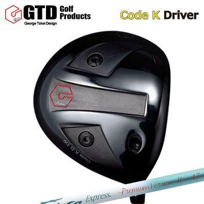 GTD Code K Driver Fire Express Premium Version W-47GTD コードK ドライバー ファイアーエクスプレス プレミアムバージョン W-47