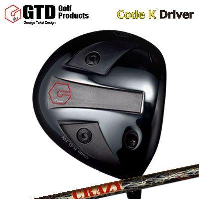 【カスタムモデル】GTD Code K Driver CRAZY LY-300 DynamiteGTD コードK ドライバー クレイジー LY-300 ダイナマイト