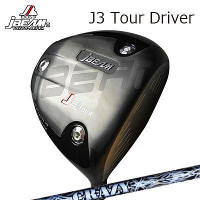 JBEAM J3 TOUR DRIVER CRAZY RD EVOジェイビーム J3ツアー ドライバー クレイジー RD エヴォ