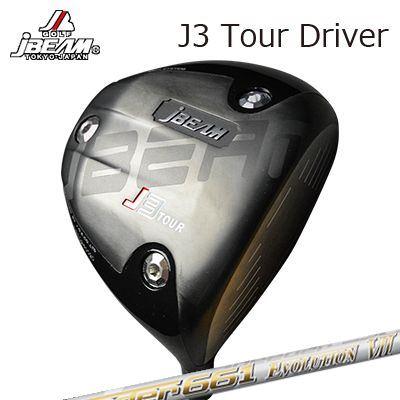 JBEAM J3 TOUR DRIVER SPEEDER EVOLUTION 7ジェイビーム J3ツアー ドライバー スピーダー エボリューション 7