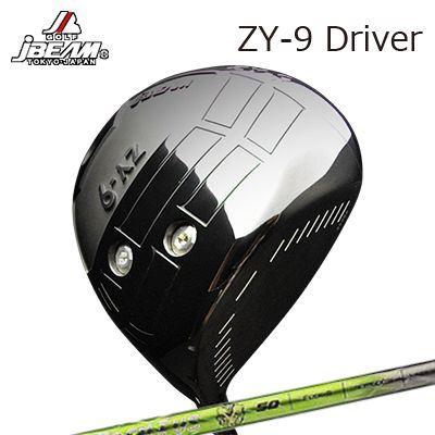 【カスタムモデル】JBEAM ZY-9 DRIVER BASILEUS Gジェイビーム ZY-9 ドライバー バシレウス ガンマ