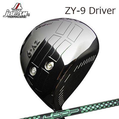 【カスタムモデル】JBEAM ZY-9 DRIVER Loop Prortotype GKジェイビーム ZY-9 ドライバー ループ プロトタイプ GK