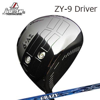 JBEAM ZY-9 DRIVER CRAZY ROYAL SHOOTERジェイビーム ZY-9 ドライバー クレイジー ロイヤルシューター