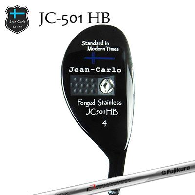【カスタムクラブ】Jean-Calro JC501 Hybrid MCI 120ジャン カルロ JC501 ハイブリッド ユーティリティ MCI 120