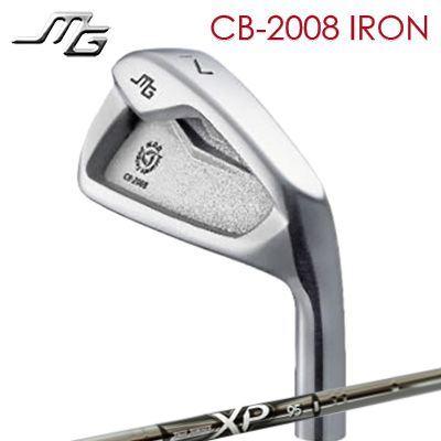 6本セット(#5~PW) アイアン Iron CB-2008 XP95三浦技研 MIURA CB-2008 XP95