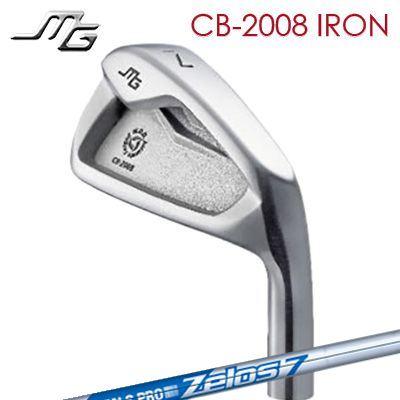 MIURA CB-2008 Iron N.S.PRO ZEROS7三浦技研 CB-2008 アイアン NSプロ ゼロズ7 6本セット(#5~PW)