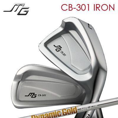 【カスタムモデル】MIURA CB-301 Iron Dynamic Gold 95/105/120三浦技研 CB-301 アイアン ダイナミックゴールド 95/105/120 6本セット(#5~PW)
