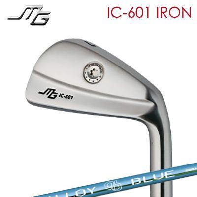 【カスタムモデル】MIURA IC-601 Iron ALLOY BLUE SORA三浦技研 IC-601 アイアン アロイブルー・空 6本セット(#5~PW) 追加番手同時購入できます