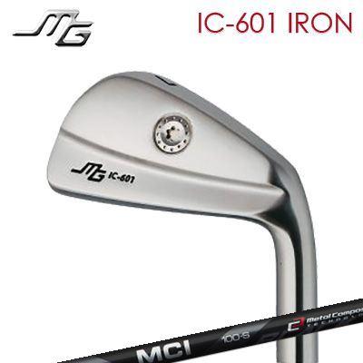 【カスタムモデル】MIURA IC-601 Iron MCI BLACK三浦技研 IC-601 アイアン MCI ブラック 6本セット(#5~PW) 追加番手同時購入できます