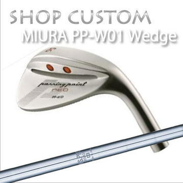 【カスタムモデル】MIURA PP-W01 WEDGE N.S.PRO 950GH三浦技研 PP-W01 ウェッジ NSプロ 950GH