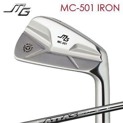 【カスタムモデル】MIURA MC-501 Iron ATTAS IRON 115三浦技研 MC-501 アイアン アッタス アイアン 115 6本セット(#5~PW) 追加番手同時購入できます