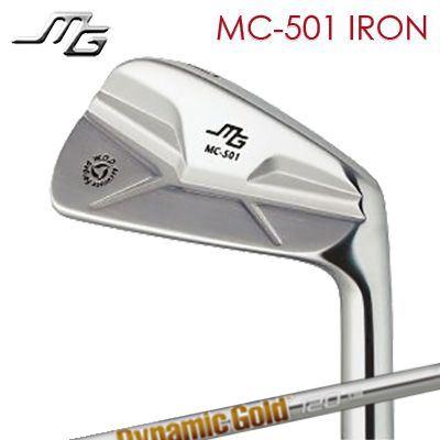 【カスタムモデル】MIURA MC-501 Iron Dynamic Gold 95/105/120三浦技研 MC-501 アイアン ダイナミックゴールド 95/105/120 6本セット(#5~PW) 追加番手同時購入できます