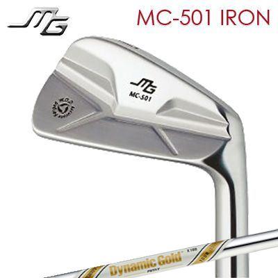 【カスタムモデル】MIURA MC-501 Iron Dynamic Gold AMT Tour Issue三浦技研 MC-501 アイアン ダイナミックゴールド AMT ツアーイシュー 6本セット(#5~PW) 追加番手同時購入できます