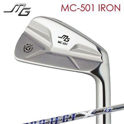 【カスタムモデル】MIURA MC-501 Iron PROJECT X LZ三浦技研 MC-501 アイアン プロジェクトX LZ 6本セット(#5~PW) 追加番手同時購入できます