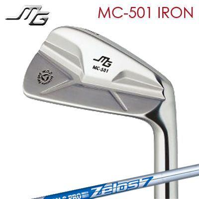 【カスタムモデル】MIURA MC-501 Iron N.S.PRO ZEROS7三浦技研 MC-501 アイアン NSプロ ゼロズ7 6本セット(#5~PW) 追加番手同時購入できます