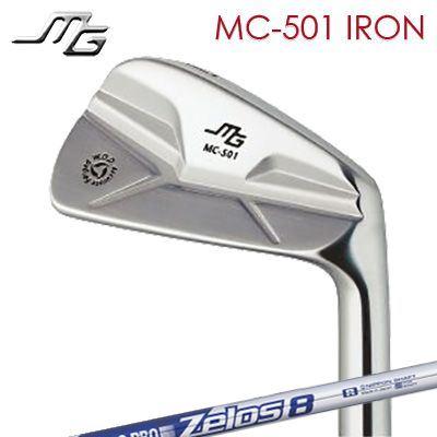 【カスタムモデル】MIURA MC-501 Iron N.S.PRO ZEROS8三浦技研 MC-501 アイアン NSプロ ゼロズ8 6本セット(#5~PW) 追加番手同時購入できます