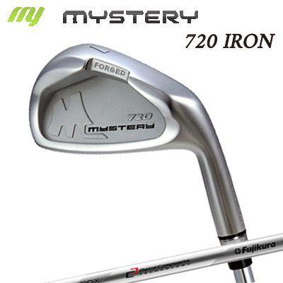 【カスタムモデル】The MYSTERY 720 IRON MCI 90-110ミステリー 720 アイアン MCI 90-110 6本セット(#5~PW)