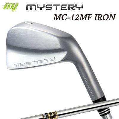 【カスタムモデル】The MYSTERY MC-12MF IRON Dynemic Goldミステリー MC-12MF アイアン ダイナミックゴールド 6本セット(#5~PW)