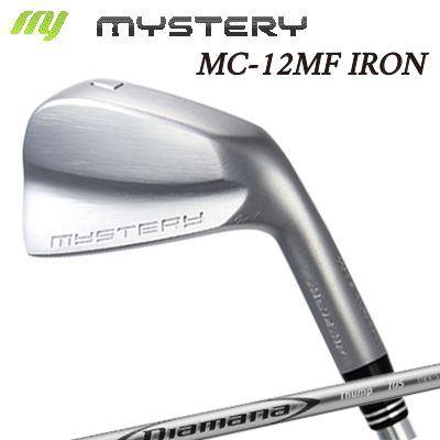 【カスタムモデル】The MYSTERY MC-12MF IRON DIAMANA THUMP IRONミステリー MC-12MF アイアン ディアマナ サンプ アイアン 6本セット(#5~PW)