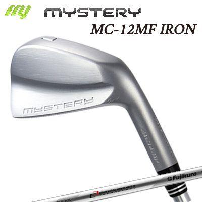 【カスタムモデル】The MYSTERY MC-12MF IRON MCI 120ミステリー MC-12MF アイアン MCI 120 6本セット(#5~PW)