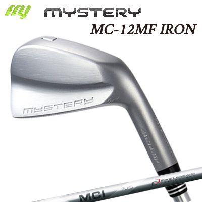 【カスタムモデル】The MYSTERY MC-12MF IRON MCI 50-80ミステリー MC-12MF アイアン MCI 50-80 6本セット(#5~PW)
