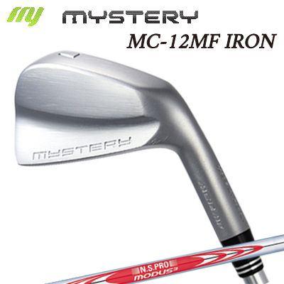 【カスタムモデル】The MYSTERY MC-12MF IRON N.S.PRO MODUS3 TOUR120ミステリー MC-12MF アイアン NSプロ モーダス3 ツアー120 6本セット(#5~PW)
