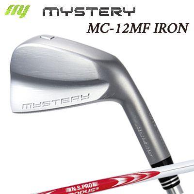 【カスタムモデル】The MYSTERY MC-12MF IRON N.S.PRO MODUS3 SYSTEM3 TOUR125ミステリー MC-12MF アイアン NSプロ モーダス3 ツアー システム3 ツアー125 6本セット(#5~PW)