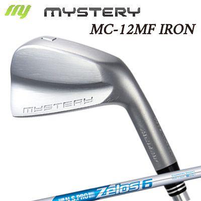 【返品交換不可】 The MYSTERY MC-12MF IRON N.S.PRO ZELOS6ミステリー MC-12MF アイアン NSプロ ゼロズ66本セット(#5~PW), インポートショップ メイン 9adc460f