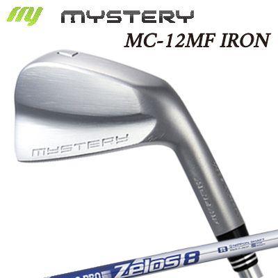 【カスタムモデル】The MYSTERY MC-12MF IRON N.S.PRO ZEROS8ミステリー MC-12MF アイアン NSプロ ゼロズ8 6本セット(#5~PW)