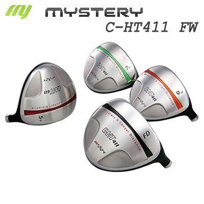 The MYSTERY C-HT411 FW HEADミステリー C-HT411 フェアウェイウッド ヘッド