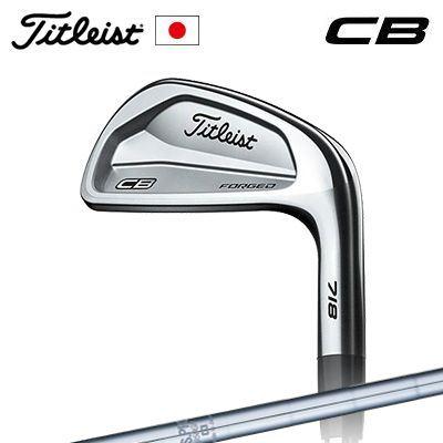 Titleist 718 CB Iron N.S.PRO 950GHタイトリスト 718 CB アイアン NSプロ 950ghGH 6本セット(#5~PW)