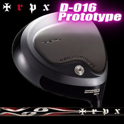 【カスタムモデル】TRPX D-016 TRPX X-Line Concept 75トリプルエックス D-016 トリプルエックス Xラインコンセプト75