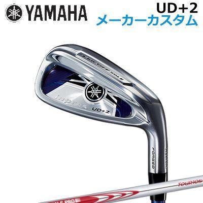 【メーカーカスタム】YAMAHA inpres UD+2 IRON N.S.PRO MODUS3 TOUR105ヤマハ インプレス ユーディープラスツー アイアン NSプロ モーダス3 ツアー1054本セット(#7~PW)