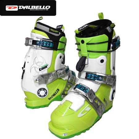 [クーポン利用で10%OFF!4/8まで] ツアーブーツ 兼用靴10-11 DALBELLO ダルベロ V.IRUS TOURウォークモード付き 【送料無料】[最終特価][50-スキー用品] [1202SSBoot]