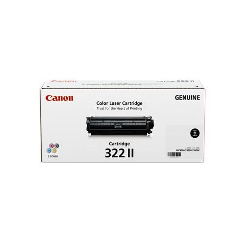 CANON トナーカートリッジ322 II(ブラック)/2653B001