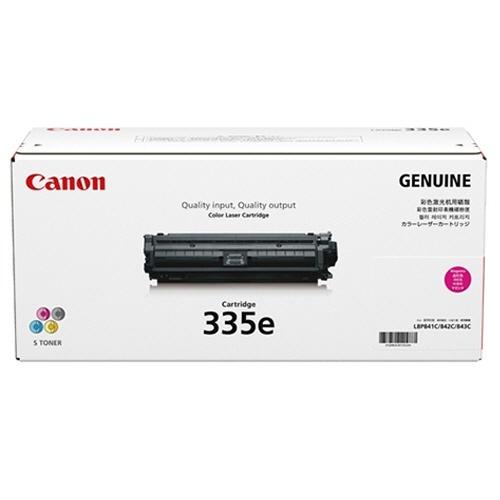 CANON トナーカートリッジ335eM(マゼンタ)/0463C001