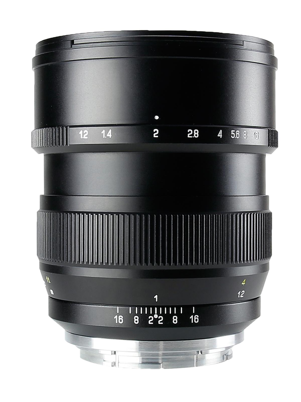 中一光学 SPEEDMASTER ZHONG 開催中 ファッション通販 YI OPTICS F1.2 85mm キヤノンEFマウント - 単焦点レンズ
