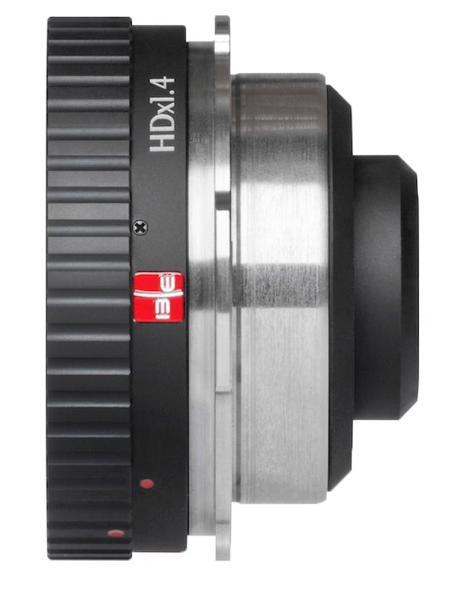 マウントアダプター IB/E OPTICS HDx1.4 2/3型B4マウントENG HDレンズ - PL(UMS)マウントアダプター スーパー16mmイメージセンサー対応