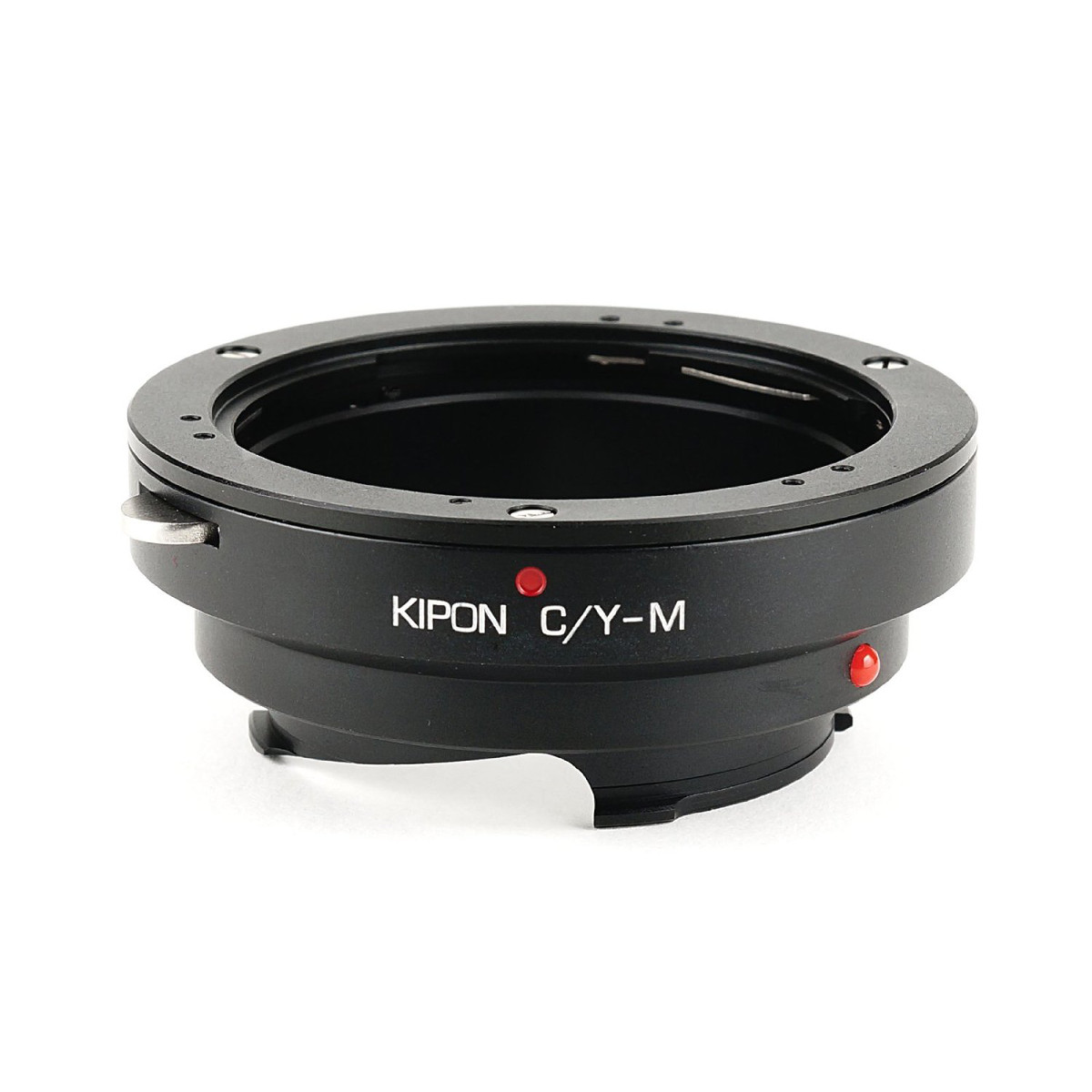 マウントアダプター KIPON CY-M コンタックス/ヤシカマウントレンズ - ライカMマウントカメラ Typ 240対応可