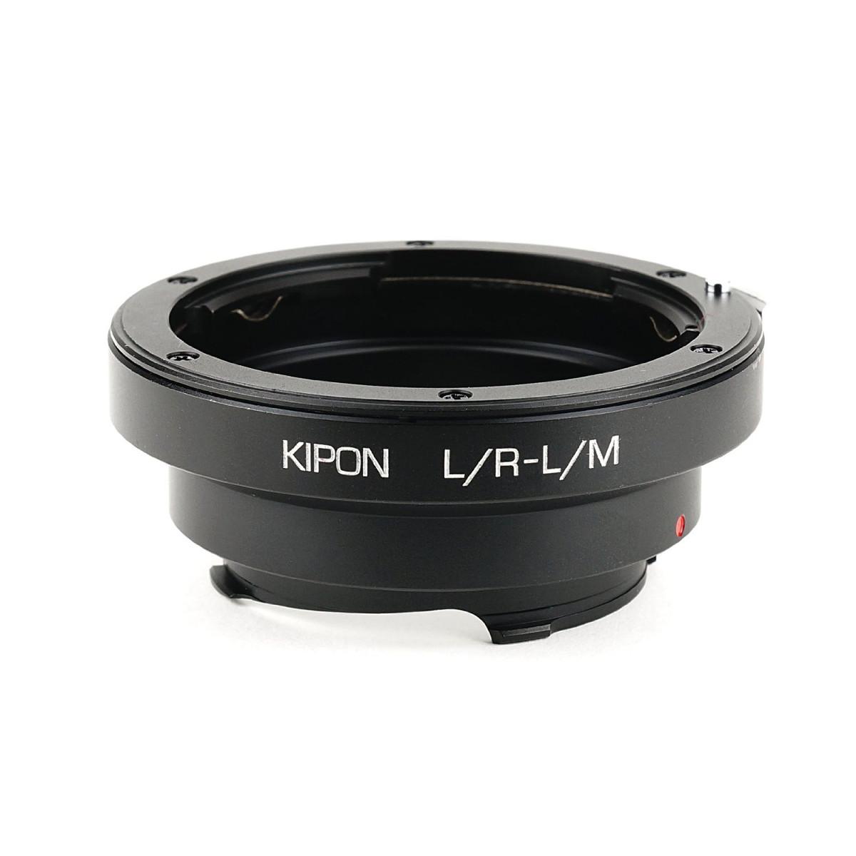 マウントアダプター KIPON LR-M ライカRマウントレンズ - ライカMマウントカメラ Leica M Typ240対応