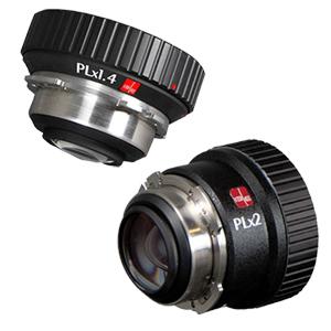 マウントアダプター IB/E OPTICS PLx2 + PL1.4 PLマウント エクステンダー セット