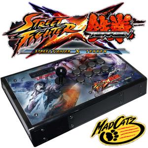 【新品】PS3周辺機器STREET FIGHTER X 鉄拳 アーケード ファイトスティック バーサスエディション for PlayStation3