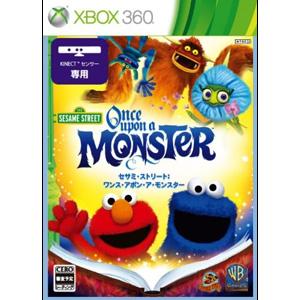 新品 発売日: 2012 4 19 Xbox360ソフトセサミストリート:ワンス ア マ U9R-00001 アポン 当店は最高な サービスを提供します お金を節約 モンスター通常版