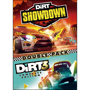 【新品】PS3ソフト DiRT Showdown+DIRT3 コンプリートエディション ダブルパック (限定版 (セ