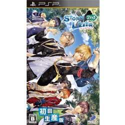 【新品】PSPソフト STORM LOVER 2nd (初回生産版)