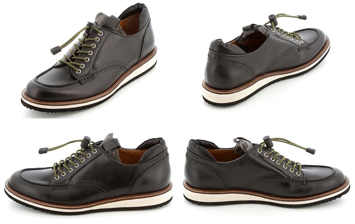 【KATHARINE HAMNETT37004】【送料無料】キャサリンハムネット 本革ドレスカジュアルシューズUチップシューズ紳士靴
