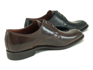 【KB47AJ】【KENFORD】【送料無料】【撥水加工】【日本製】アッパー全て本革☆ケンフォード 3E 幅広 Uチップビジネスシューズ紳士靴