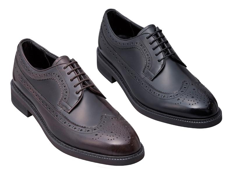本店 KENFORD 在庫一掃売り切りセール REGAL ビジネスシューズ 紳士靴 本革 KN35AAJ ラウンドラスト 微発泡硬質EVAソール アッパー全て本革☆ケンフォード ウイングチップビジネスシューズ紳士靴 送料無料 ベーシック