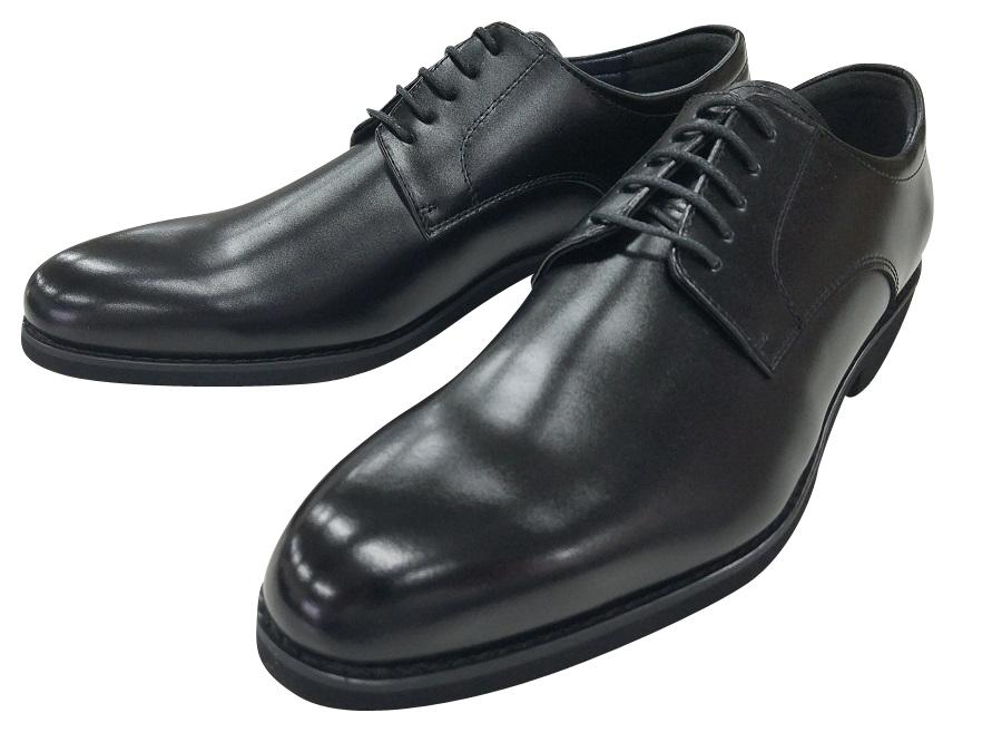 Limontiba ビジネスシューズ 紳士靴 本革 LM3022 通販 激安◆ ディスカウント 送料無料 軽量アッパー全て本革☆撥水加工☆5cmヒールアップ☆ビジネスシューズ☆本革プレーンタイプビジネスシューズ紳士靴