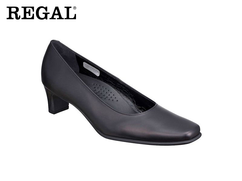7911AD Regal 送料無料 日本製 2020新作 婦人靴 ☆就活にお勧めフォーマルベーシックパンプス 牛革 返品交換不可